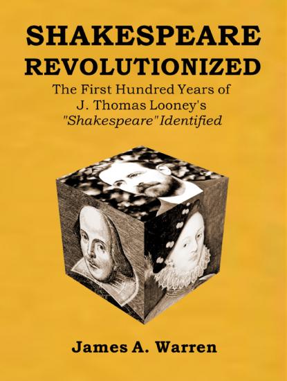 'Shakespeare Revolutionized' by James A. Warren