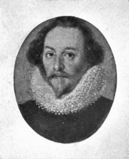 The Face of Shakespeare?