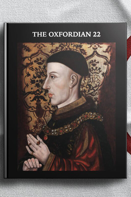 The Oxfordian Vol. 22