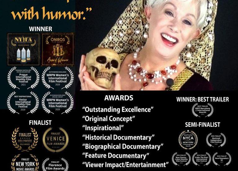 Multi Award-Winning film 'Behind the Name Shakespeare' reaches London